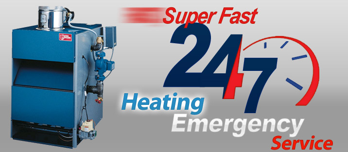 Super Fast Heating Emergency Service