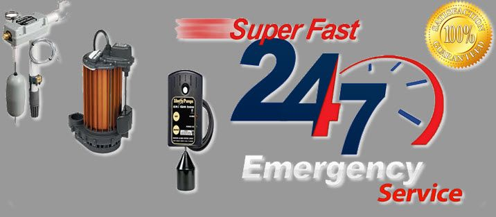Super Fast 24/7 Emergency Service Water Restoration