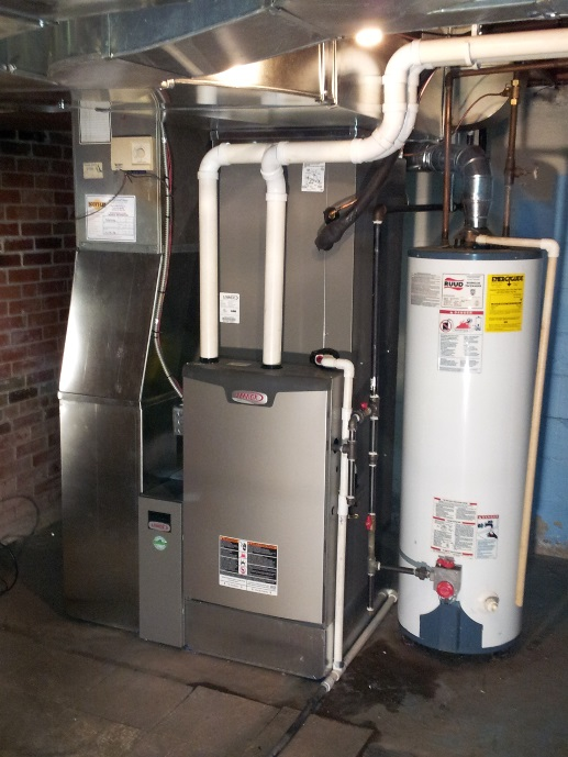 furnace replacement Palisades Park NJ