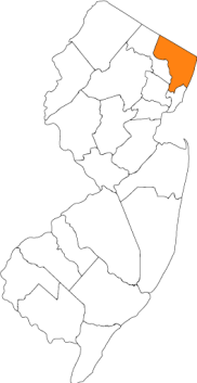 Fort Lee map