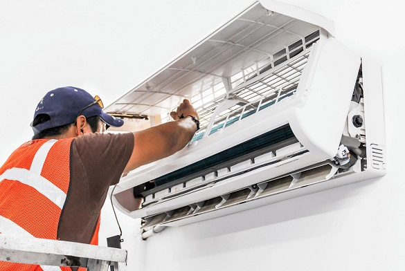 Affordable Air Conditioner Installation in Weehawken, NJ - American Way  Plumbing Heating & Air Conditioning